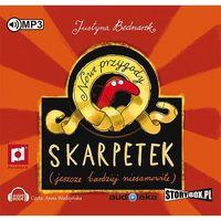 Książki dla młodzieży, Nowe przygody skarpetek (jeszcze bardziej niesamowite) (opr. kartonowa)