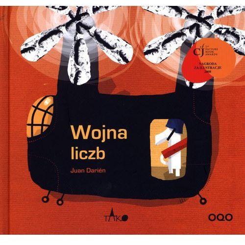 Książki dla dzieci, Wojna liczb (opr. twarda)