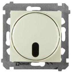 Ściemniacz przyciskowy SIMON 54 Kremowy KONTAKT SIMON