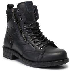 Trapery WRANGLER - Hill Boot WM92022A Black 062