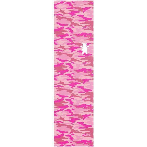 Pozostały skating, grip GRIZZLY - Leticia Bufoni Camo Grip Pink (PINK)