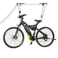 Pozostałe akcesoria rowerowe, Sufitowy wieszak rowerowy, nośność 20 kg