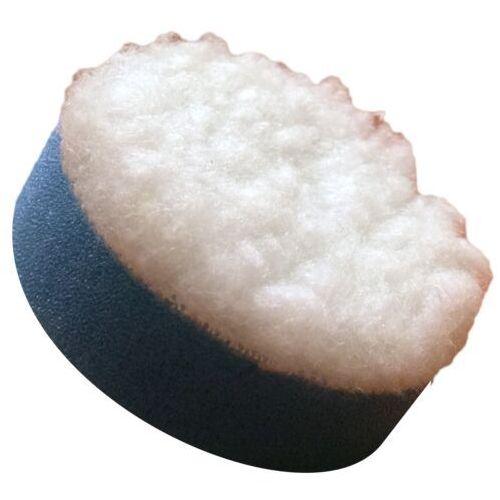 Pozostałe kosmetyki samochodowe, Royal Pads Nano Synthetic Wool Cut 35mm mały pad polerski, mocno tnący z syntetycznym futrem