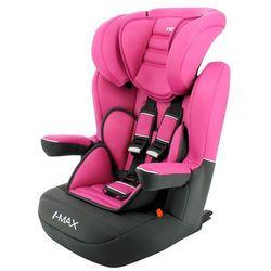 Nania fotelik samochodowy I-Max SP Luxe Isofix Pink - BEZPŁATNY ODBIÓR: WROCŁAW!