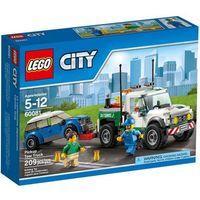 Klocki dla dzieci, Lego CITY Samochód pomocy drogowej 60081