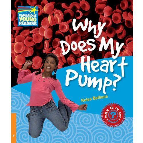 Książki do nauki języka, CYRF Why Does My Heart Pump? (lp) (opr. miękka)