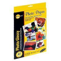 Pozostałe artykuły papiernicze, Papier foto A4 230g YELLOW a'20 błyszczący