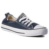Damskie obuwie sportowe, Trampki CONVERSE - 537080C Athletic Navy