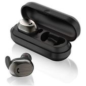 WK Design dokanałowe bezprzewodowe słuchawki Bluetooth 5.0 TWS biały (TWS-V21 white) - Biały