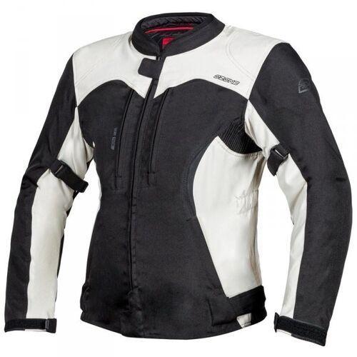Pozostałe akcesoria do motocykli, Ozone kurtka tekstylna delta iv lady blac/li grey