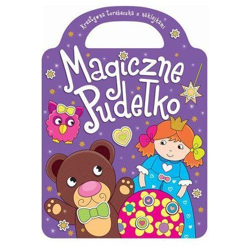 Pozostałe książki, Magiczne pudełko- bezpłatny odbiór zamówień w Krakowie (płatność gotówką lub kartą).