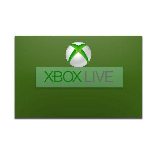 Klucze i karty pre-paid, MICROSOFT Karta przedpłacona Xbox 70 PLN