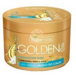 Bielenda Golden Oils (W) nawilżające masło do ciała 200ml