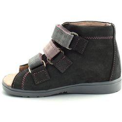 Buty profilaktyczne dla dzieci Dawid 1041/152 Szare
