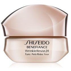 Shiseido Intensywne zmarszczek Krem Benefiance zmarszczek Resist 24 (Eye ) Cream (Eye ) 15 ml - BEZPŁATNY ODBIÓR: WROCŁAW!