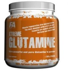FA XTREME GLUTAMINE 500g glutamina