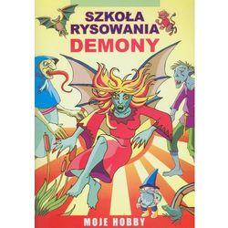 Demony Szkoła rysowania (opr. miękka)