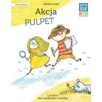 Książki dla dzieci, Czytasie Poziom 1 Akcja Pulpet Mali Detektywi - Praca zbiorowa (opr. miękka)