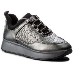 Sneakersy GEOX - D Gendry C D845TC 0BVNF C1G9F Gun/Dk Grey