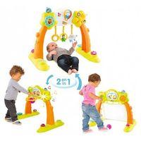 Pozostałe zabawki dla najmłodszych, Cotoons Zabawka 2 w 1