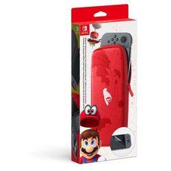 Etui i folia na ekran NINTENDO Super Mario Odyssey do Nintendo Switch