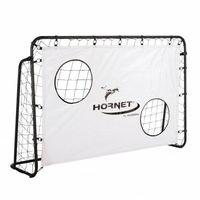 Piłka nożna, Bramka piłkarska HORNET 180 HUDORA + Mata 180 x 120 cm