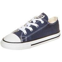 Buty sportowe dla dzieci, CONVERSE Trampki granatowy / biały