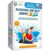 Programy edukacyjne, Akademia umysłu JUNIOR - wersja EDUkacyjna + język angielski - 5 stanowisk