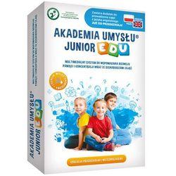Akademia umysłu JUNIOR - wersja EDUkacyjna + język angielski - 5 stanowisk
