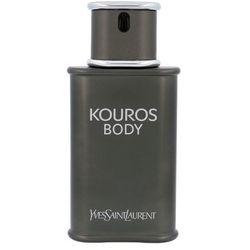 Yves saint laurent body kouros woda toaletowa dla mężczyzn 100ml - 100