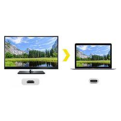Kanex przejściówka z USB-C na HDMI 4K (21cm)