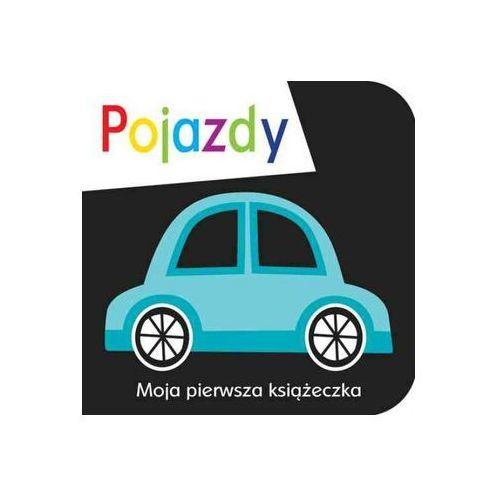 Pozostałe książki, Moja pierwsza książeczka Pojazdy- bezpłatny odbiór zamówień w Krakowie (płatność gotówką lub kartą).