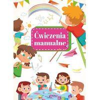 Książki dla dzieci, Ćwiczenia manualne (opr. miękka)