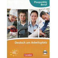 Książki do nauki języka, Deutsch am Arbeitsplatz A2/B1+ /CD gratis/ (opr. miękka)