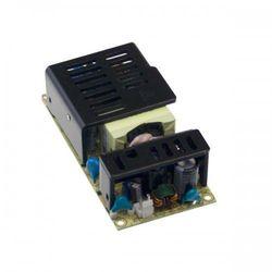 Zasilacz impulsowy na szynę DIN Uwe: 90-264V AC 127-370V DC, Uwy: 12V DC, Iwy: 2,85-3,8A Moc: 45,6W PLC-45-12