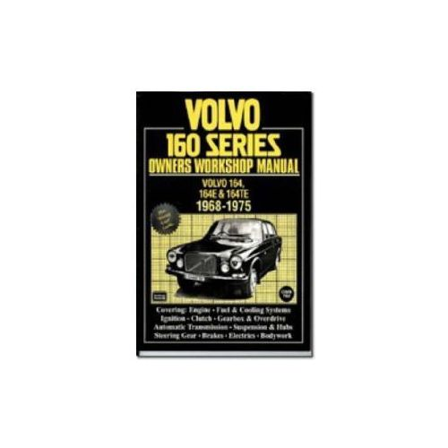 Biblioteka motoryzacji, Volvo 160 Series Owners Workshop Manual 1968-1975
