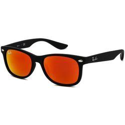 Okulary Słoneczne Ray-Ban Junior RJ9052S New Wayfarer 100S6Q