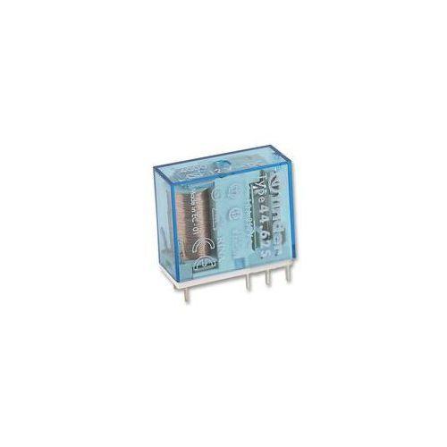 Przekaźniki, Przekaźnik 2CO 10A 12V DC, Styk AgSnO2 44-62-9-012-4000