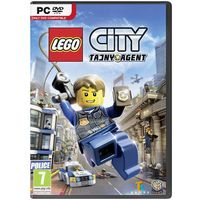 Gry na PC, LEGO City Tajny Agent (PC)