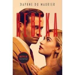 Rebeka (wydanie filmowe) - maurier du daphne (opr. miękka)