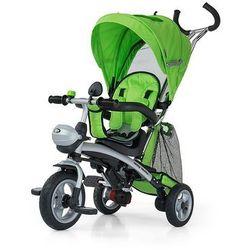 Rower trójkołowy City Green