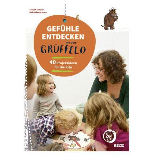 Pozostałe książki, Gefühle entdecken mit dem Grüffelo Kaemper, Sonja