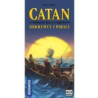 Gry dla dzieci, Catan. Odkrywcy i Piraci. Dodatek dla 5-6 graczy - Galakta