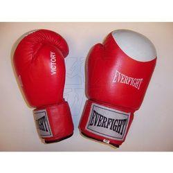 Rękawice bokserskie EVERFIGHT Victory 10 oz czerwone