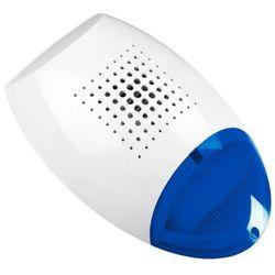 SP-500 BL Sygnalizator zewnętrzny akustyczno-optyczny Satel dioda niebieska