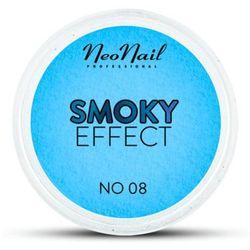 NeoNail SMOKY EFFECT Pyłek No 08 (niebieski)