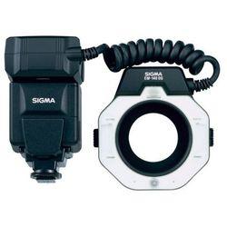 Sigma lampa blyskowa Macro EM-140 DG SA-STTL Sigma