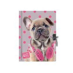 Pachnący pamiętnik z kłódką Studio Pets. Darmowy odbiór w niemal 100 księgarniach!