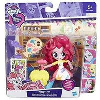 Figurki i postacie, MY LITTLE PONY EQUESTRIA GIRLS MINI Lalki z akcesoriami, Pinkie Pie