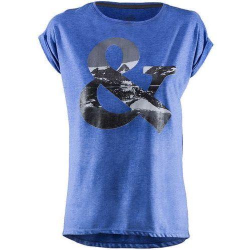 T-shirty damskie, KOSZULKA OUTHORN TOL16 TSD614 CHABRO S